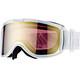 UVEX Skyper LM Goggle White DL/Mirror Gold
